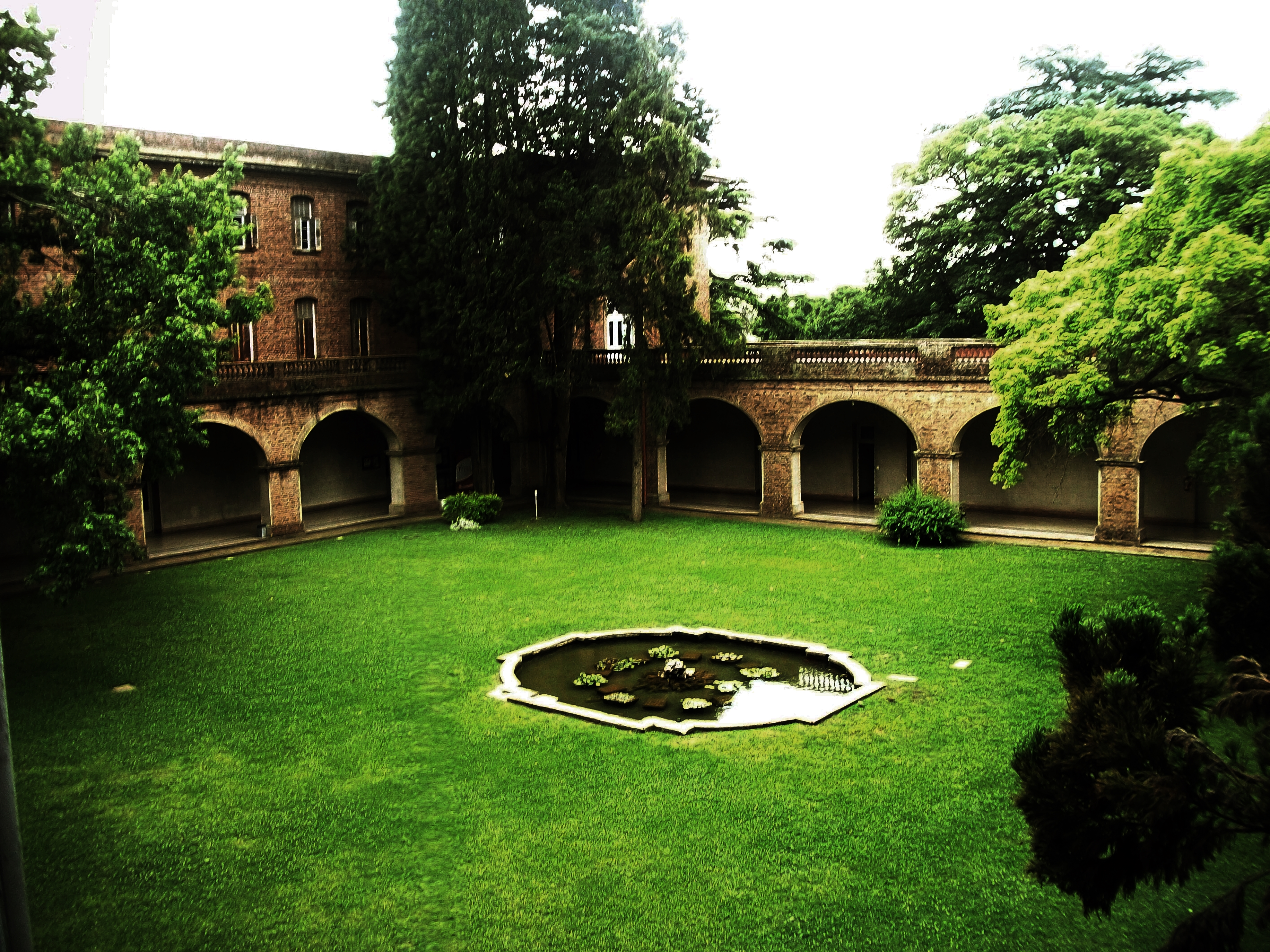 Parque interno